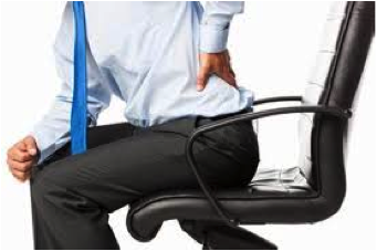 Back Pain in office workers